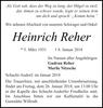 Heinrich Reher