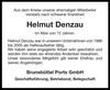 Helmut Denzau