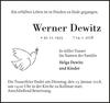 Werner Dewitz
