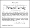 Erhard Ladwig