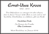 Ernst-Uwe Kroos