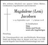 Magdalene Leni Jacobsen