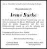 Irene Barke