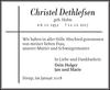 Christel Dethlefsen