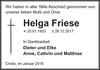 Helga Friese