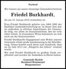 Friedel Burkhardt