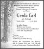 Gerda Carl