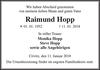 Raimund Hopp