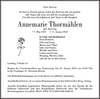 Annemarie Thormählen