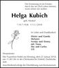 Helga Kubich