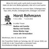 Horst Rehmann