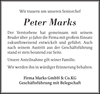 Peter Marks
