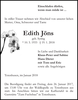 Edith Jöns