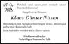 Klaus Günter Nissen