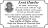 Anni Harder