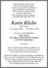 Karin Kliche