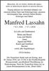 Manfred Lassahn