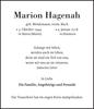 Marion Hagenah
