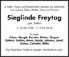 Sieglinde Freytag