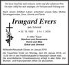 Irmgard Evers