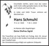 Hans Schmuhl