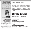 Ulrich Kufahl