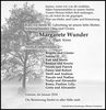 Margarete Wunder