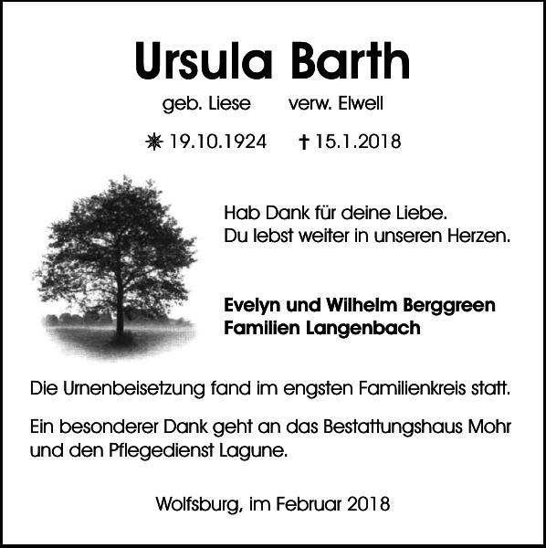Wolfsburger Nachrichten Zeitung Traueranzeigen