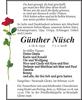 Günther Nüsch