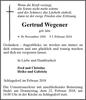 Gertrud Wegener