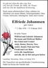 Elfriede Johannsen