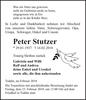 Peter Stutzer