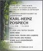 Karl-Heinz Pos Piec H