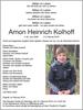 Amon Heinrich Kolhoff