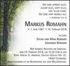 MARKUS ROMAHN