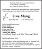 Uwe Mang