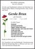 Gerda Brun
