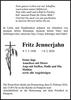 Fritz Jennerjahn