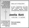 Annita Kott