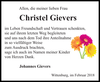Christel Gievers