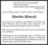 Martha Bönsch