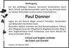 Paul Donner