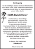 Edith Buschmeier