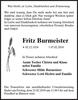 Fritz Burmeister
