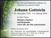 Johann Gottstein