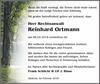 Reinhard Ortmann