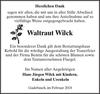 Waltraut Wilck