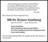 MR Dr. Reiner Somburg