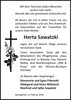 Herta Sawatzki