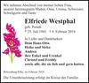 Elfriede Westphal